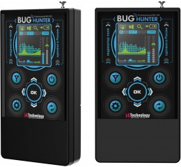 Новинка! Детектор жучков BugHunter BH-03 уже в продаже