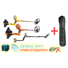 Покупай Ground EFX - Получай Сумку в Подарок