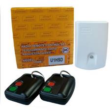 Комплект радиоуправления Elmes Electronic U1-HSD двухканальный