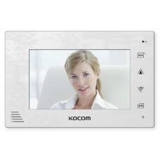 Домофон Kocom KCV-A374 white