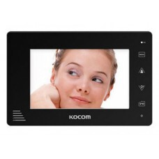 Домофон Kocom KCV-A374SD black