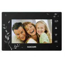 Домофон Kocom KCV-A374 SDLE black