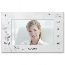 Домофон Kocom KCV-A374SDLE white