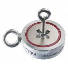 Поисковый магнит Непра 2F400, двухсторонний