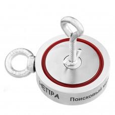Поисковый магнит Непра 2F600, двухсторонний