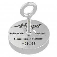 Поисковый магнит Непра F300, односторонний