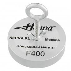 Поисковый магнит Непра F400, односторонний