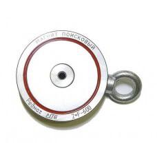Поисковый магнит Редмаг 2F600, двухсторонний