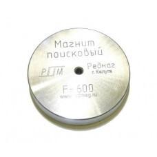 Поисковый магнит Редмаг F600, односторонний