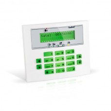 Satel INT-KLCDS-GR - клавиатура охранной сигнализации
