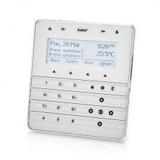 Satel INT-KSG-SSW - сенсорная клавиатура