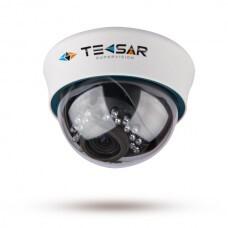 Видеокамера AHD купольная Tecsar AHDD-20V1M-in