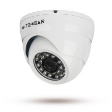 Видеокамера AHD купольная AHDD-20F1M-out-eco