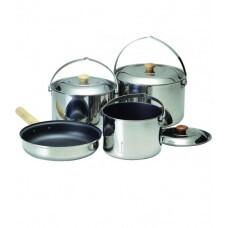 Набор походной посуды Kovea KK8CW0301 Family Stainless
