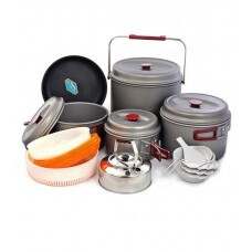 Набор походной посуды Kovea KSK-WH10 Hard 10