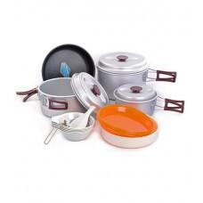 Набор походной посуды Kovea KSK-WY56 Silver 5-6