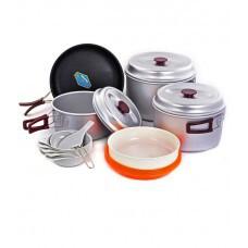 Набор походной посуды Kovea KSK-WY78 Silver 7-8