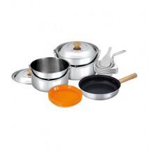 Набор походной посуды Kovea VKC-ST08-67 STS Cookset XL 6-7