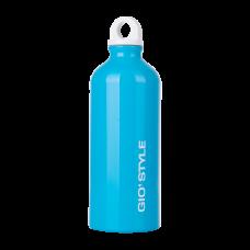Алюминиевая бутылка для воды 0.6 л Light blue