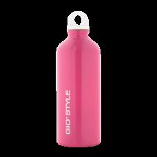 Алюминиевая бутылка для воды 0,6 л Fuxia