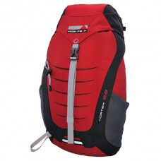Рюкзак High Peak Vortex 22 (Red/Dark Grey)