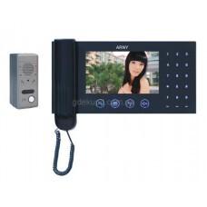 Видеодомофон ARNY AVD-749HS + телефон