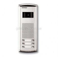 Панель вызова (видеопанель) Commax DRC-6AС на 6 абонентов