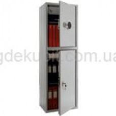 Бухгалтерский шкаф Практик SL-150/2Т EL