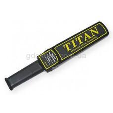 """Ручной металлодетектор/металлоискатель """"Титан"""""""