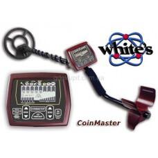 Металлоискатель Whites Coinmaster