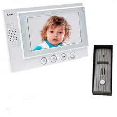 Видеодомофон ARNY AVD-744S + панель
