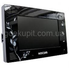 Домофон Kocom KCV-A374LE black