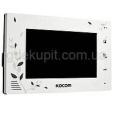 Домофон Kocom KCV-A374LE white